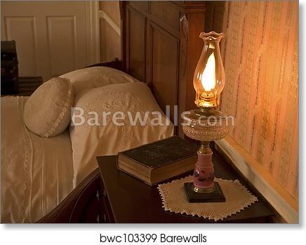 Art Print Of Warm Glow