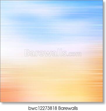 art print of abstract textured background blue yellow and red patterns on white backdrop for art texture grunge design and vintage paper border