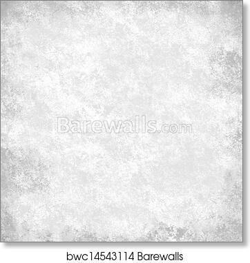 art print of black and white background with black accent light on border and vintage grunge background texture parchment paper abstract gray background of