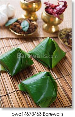 art print of popular malaysia food nasi lemak barewalls posters