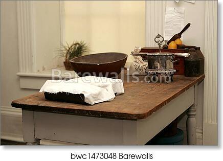 Art Print of American Revolution kitchen   Barewalls Posters ...