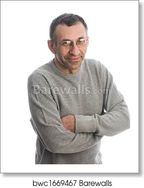0f475531d897a Middle age man smiling