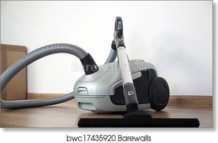 Modern Art Vacuum Cleaner