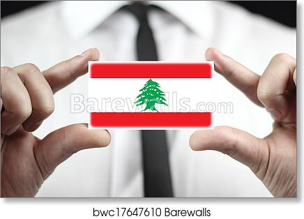 Business cards price lebanon images card design and card template business card printing lebanon choice image card design and card art print of businessman holding a reheart Gallery