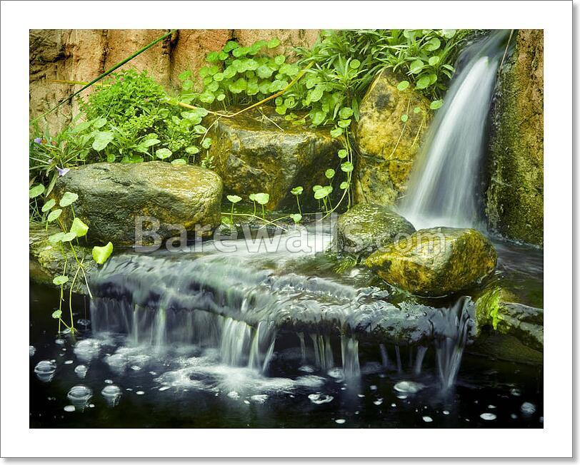 Zen Garden Art Print Home Decor Wall Art Poster K Ebay