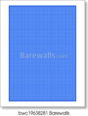 Art print of vector millimeter paper a3 size barewalls posters art print of vector millimeter paper a3 size malvernweather Image collections