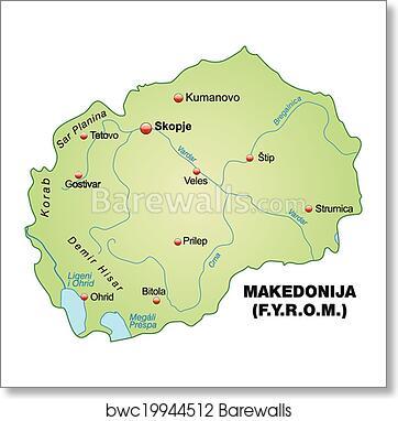 Map of Macedonia art print poster Makedonija Map on tanzania maps, portugal maps, republic of macedonia national football team, macedonia maps, socialist federal republic of yugoslavia, vanuatu maps, breakup of yugoslavia, macedonian language, trinidad and tobago maps, hungary maps, bangladesh maps, serbia and montenegro, benin maps, taiwan maps, oman maps, suriname maps, gibraltar maps, romani people, martinique maps, maldives maps, russia maps, senegal maps, samoa maps, malawi maps, zimbabwe maps, puerto rico maps, republic of kosovo,