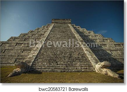 Mexico Art Print Home Decor Wall Art Poster G Tulum Mayan Ruins