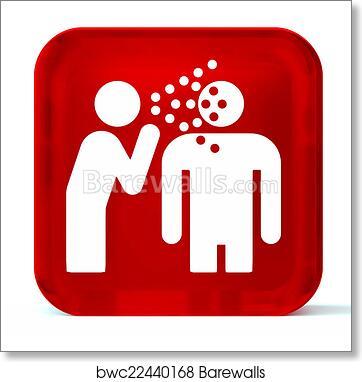 Art Print Of Infectious Disease Barewalls Posters Prints