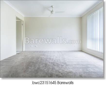 Empty Bedroom Art Print Barewalls Posters Prints Bwc23151645