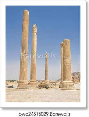 Persepolis Art Print Barewalls Posters Prints Bwc24315029