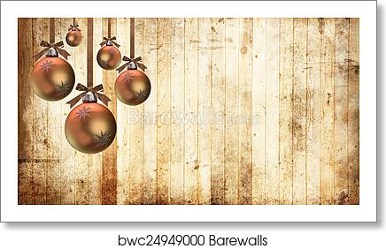 Country Christmas Background.Country Christmas Art Print Barewalls Posters Prints