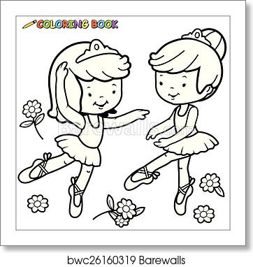 Ballerina Dancing Hello Kitty Dance Coloring Pages - Print Color Craft | 382x362