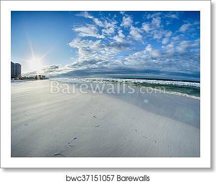 Art Print Of Destin Florida Beach Scenes