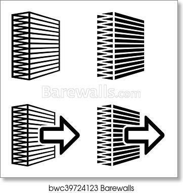 Art Print Of Air Filter Black Symbol Barewalls Posters Prints