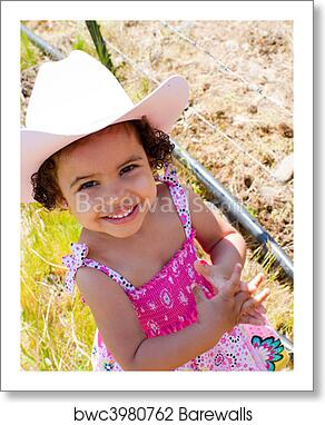 bc74f14513c28 Little Cowgirl