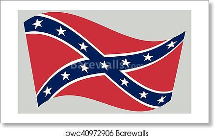 rebel flag background