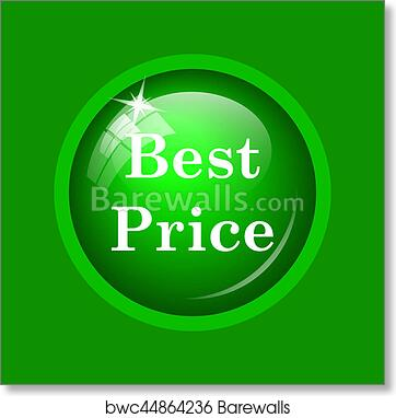 art print of best price icon barewalls posters prints bwc44864236