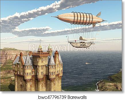 Scottish Fantasy Art