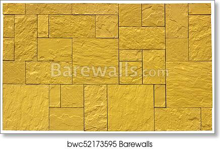 Art Print Of Beige Marble Tile Seamless Texture Facing Tiles Natural Stone