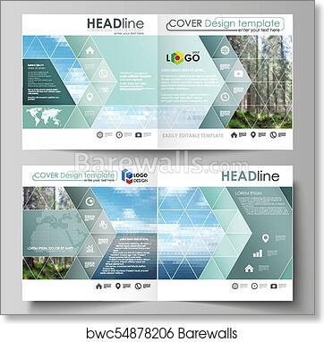Leaflet Print Map