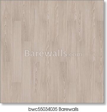 Light Brown Wood Floor Texture Art