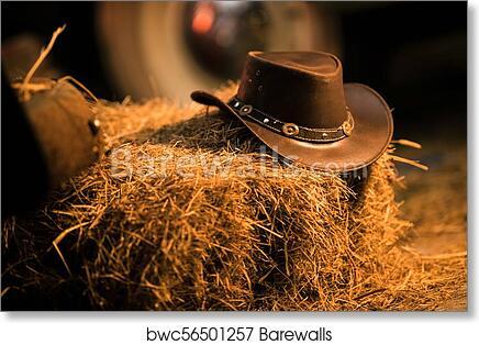 Wild West Cowboy Concept Art