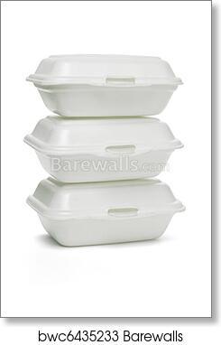 Art Print of Styrofoam takeaway boxes | Barewalls Posters u0026 Prints | bwc6435233  sc 1 st  Barewalls & Art Print of Styrofoam takeaway boxes | Barewalls Posters u0026 Prints ...