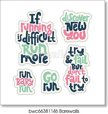 Fitness Motivational Quotes Art Print Barewalls Posters Prints Bwc66381146
