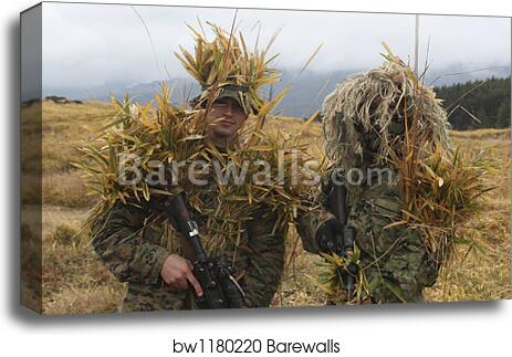 us marine scout snipers