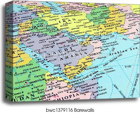 Map of Arabian Peninsula canvas print Map Of Arabian Peninsula on map of africa, middle east, map of sinai peninsula, map of yemen, arab world, map of yucatan peninsula, map of ethiopian highlands, map of armenia, map of balkans, strait of hormuz, red sea, map of malay peninsula, iberian peninsula, map of dubai, western asia, map of persia, map of syria, map of persian gulf, map of egypt, horn of africa, arabian sea, zagros mountains, map of iberian peninsula, arabic language, map of bahrain, map of anatolian peninsula, sinai peninsula, map of india, persian gulf, map of black sea, map of middle east,