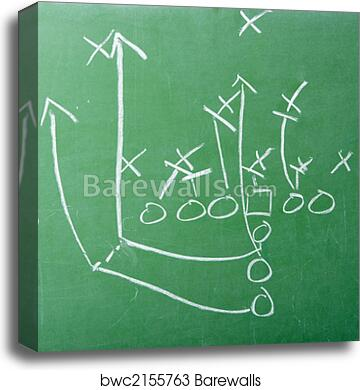 Printable Football Play Diagram Diy Enthusiasts Wiring Diagrams