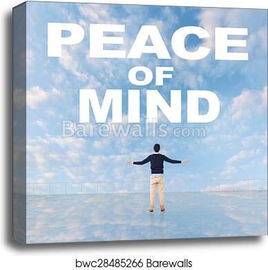 peace of mind messages