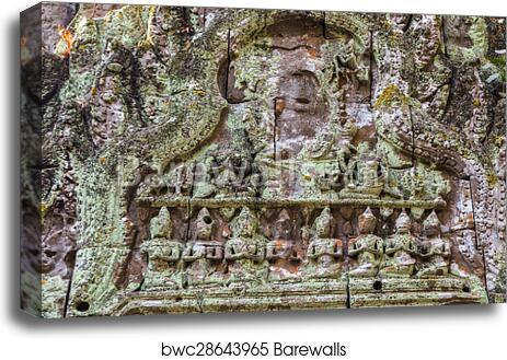 Angkor wat khmer temple complex asia siem reap cambodia