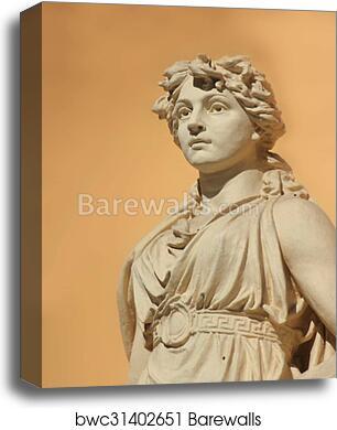 The Goddess Of Love Aphrodite Venus Canvas Print