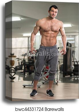 Men hairy muscle Clan Of