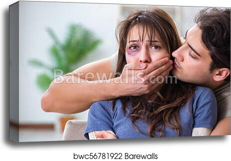Desparate Wife With Aggressive Husband In Domestic Violence Conc Canvas Print Barewalls Posters Prints Bwc56781922 Перевод слова desperate, американское и британское произношение, транскрипция, словосочетания, однокоренные слова, примеры использования. barewalls